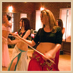 Photos from bellydance lessons