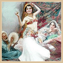 History of bellydance